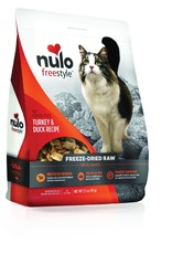 NULO NULO Freestyle Turkey & Duck Freezedried Cat Food