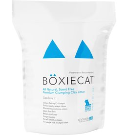 Boxiecat BOXIECAT Pro Unscented Clumping Cat Litter
