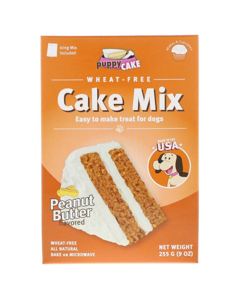 Puppy Cake Puppy Cake Peanut Butter