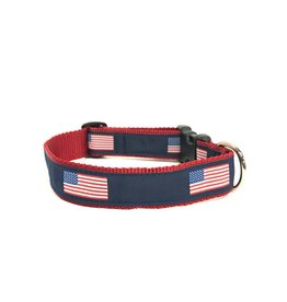 Preston PRESTON American Flag Dog Collar
