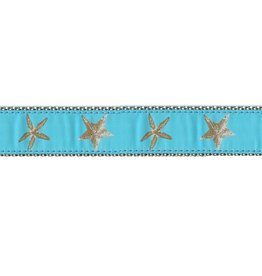 Preston PRESTON Aqua Starfish Dog Collar