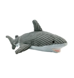 Tall Tails TALL TAILS Plush Shark Crunch Dog Toy