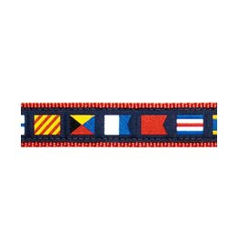 Preston PRESTON AZ Flag Dog Collar