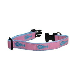 Preston PRESTON Pink Lobster Dog Collar
