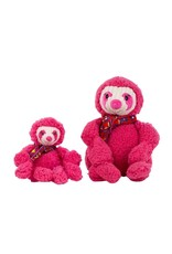 HUGGLEHOUNDS HUGGLEHOUNDS Wild Things Sloth Knottie Dog Toy