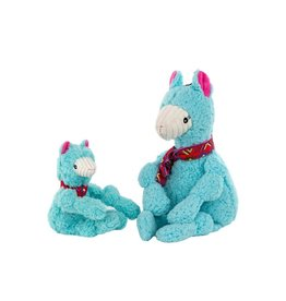 Hugglehounds HUGGLEHOUNDS Wild Things Llama Knottie Dog Toy