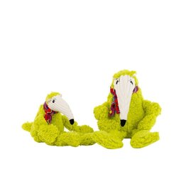 Hugglehounds HUGGLEHOUNDS Wild Things Anteater Knottie Dog Toy