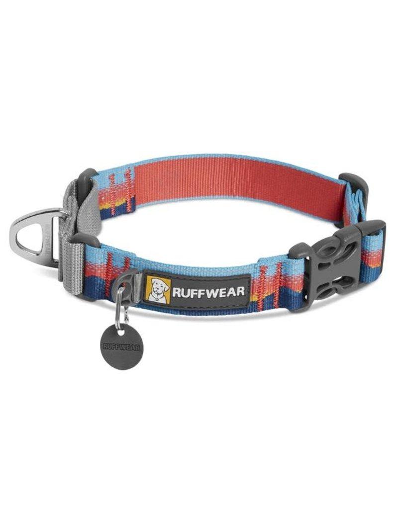 RUFFWEAR RUFFWEAR Web Reaction Martingale Dog Collar with Buckle Sunset