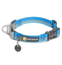 RUFFWEAR RUFFWEAR Web Reaction Martingale Dog Collar with Buckle Blue Dusk