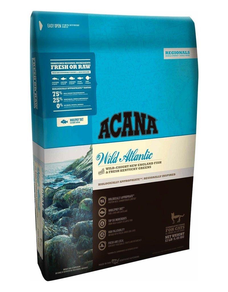 Acana ACANA Wild Atlantic Grain-Free Dry Cat & Kitten Food 4 lb.