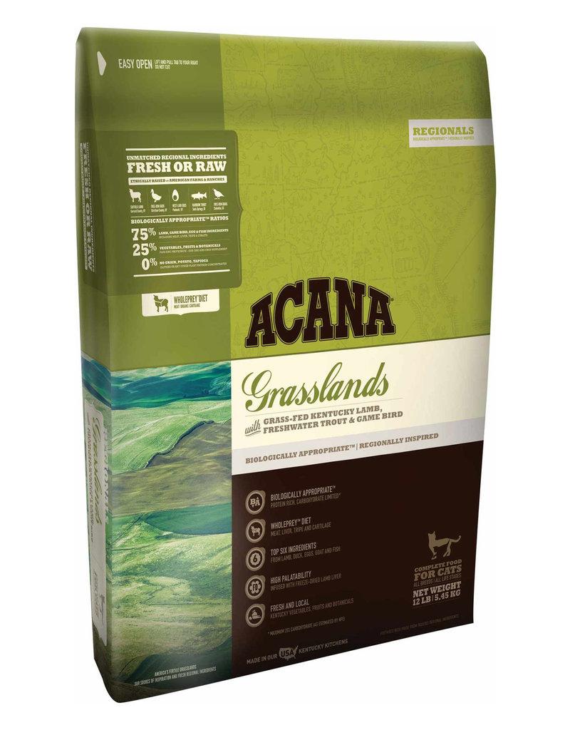 Acana ACANA Grasslands Grain-Free Dry Cat & Kitten Food 4 lb.