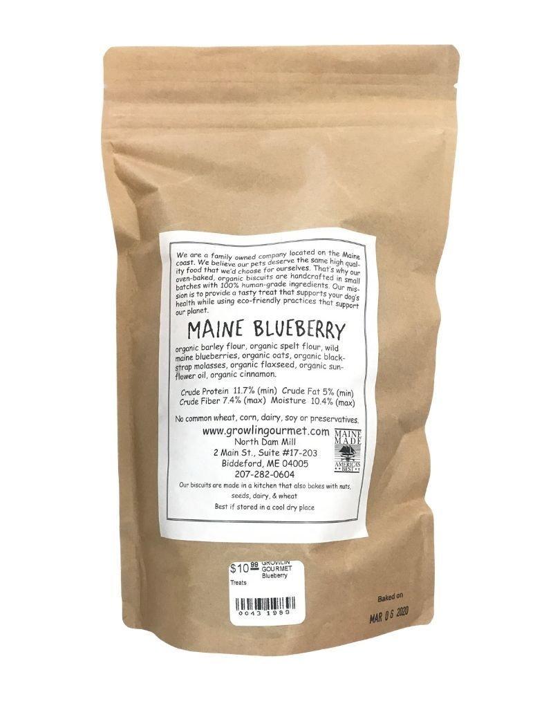 GROWLIN' GOURMET GROWLIN' GOURMET Blueberry Treats