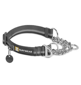 RUFFWEAR RUFFWEAR Chain Reaction Collar Granite Gray