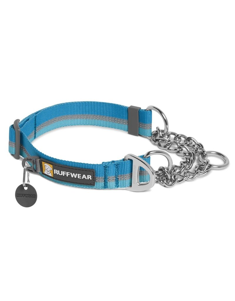 RUFFWEAR RUFFWEAR Chain Reaction Collar Blue Dusk