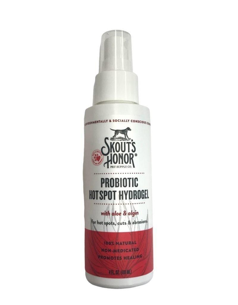 Skouts Honor SKOUTS HONOR Probiotic Hot Spot Hydrogel 4oz