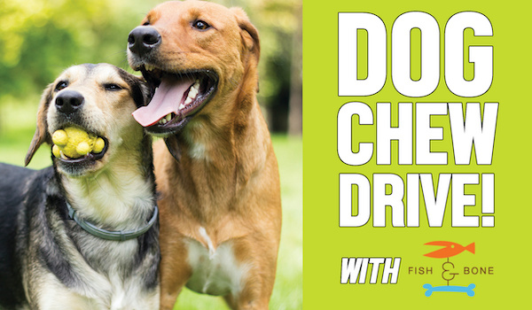ARLGP Dog Chew Drive