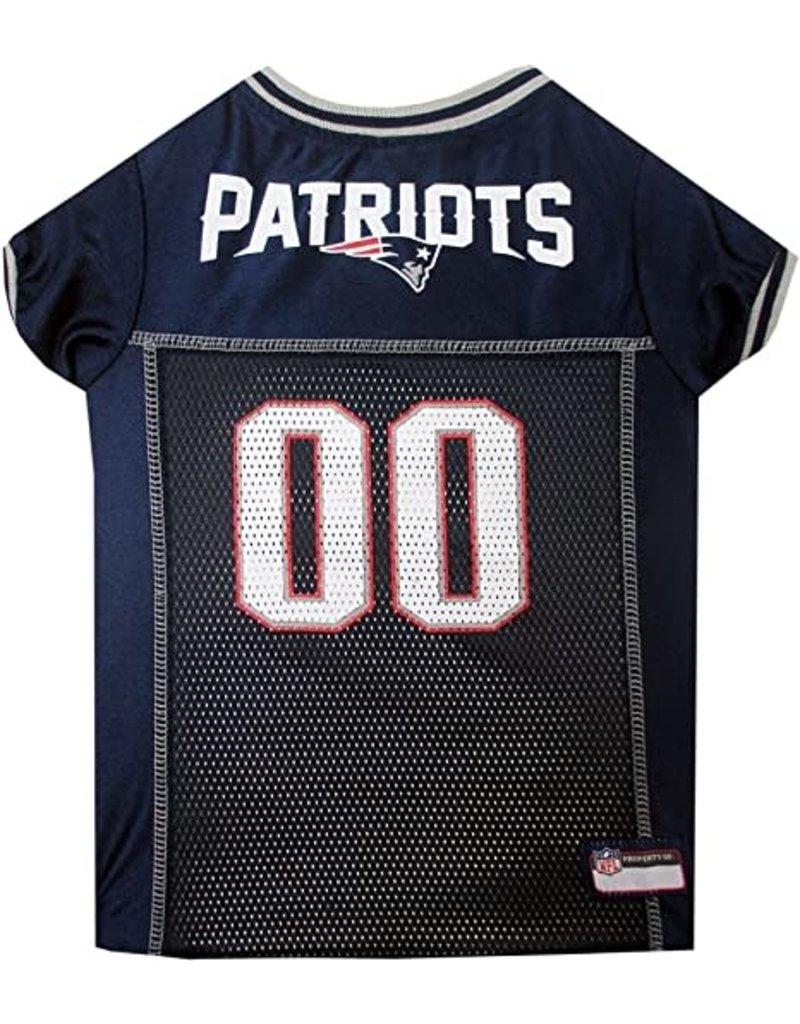 HUNTER MANUFACTURING NFL Patriots Dog Jersey
