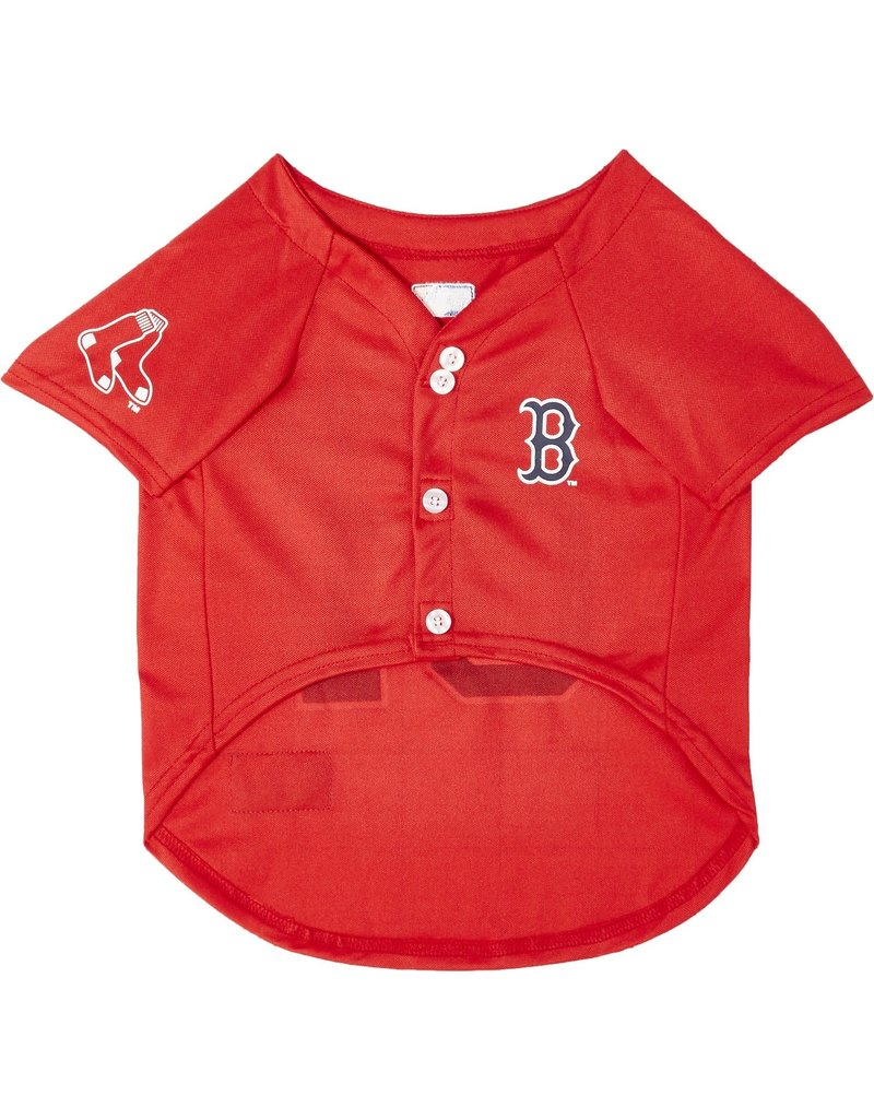 HUNTER MANUFACTURING Red Sox Jersey Red