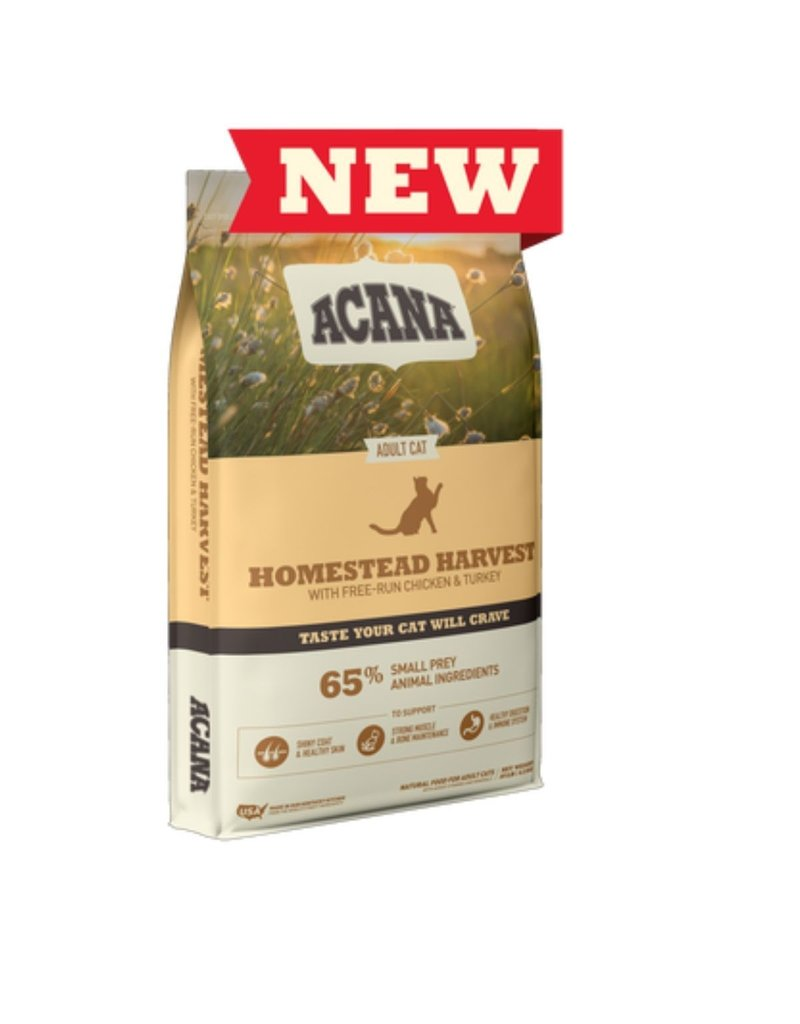 Acana ACANA Homestead Harvest Dry Cat Food 4lb