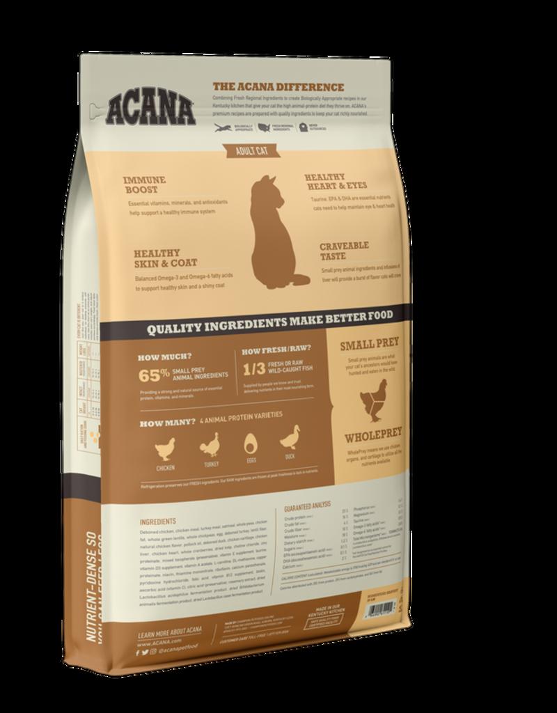 Acana ACANA Homestead Harvest Dry Cat Food 10lb