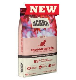 Acana ACANA Indoor Entree Dry Cat Food 10lb