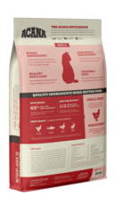 Acana ACANA Indoor Entree Dry Cat Food 10lb