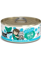Weruva BFF BFF PLAY Turkey and Tuna Tweet Me Canned Cat Food Case