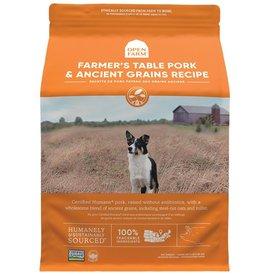 Open Farm OPEN FARM Ancient Grains Farmers Table Pork Dry Dog Food