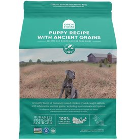 Open Farm OPEN FARM Ancient Grains Puppy  Dry Dog Food