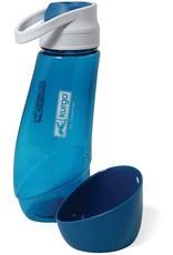 KURGO KURGO Gourd Water Bottle & Bowl Coastal Blue