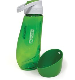 KURGO KURGO Gourd Water Bottle & Bowl Grass Green