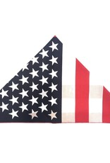 Carolina Manufacturing Patriotic Bandana American Flag