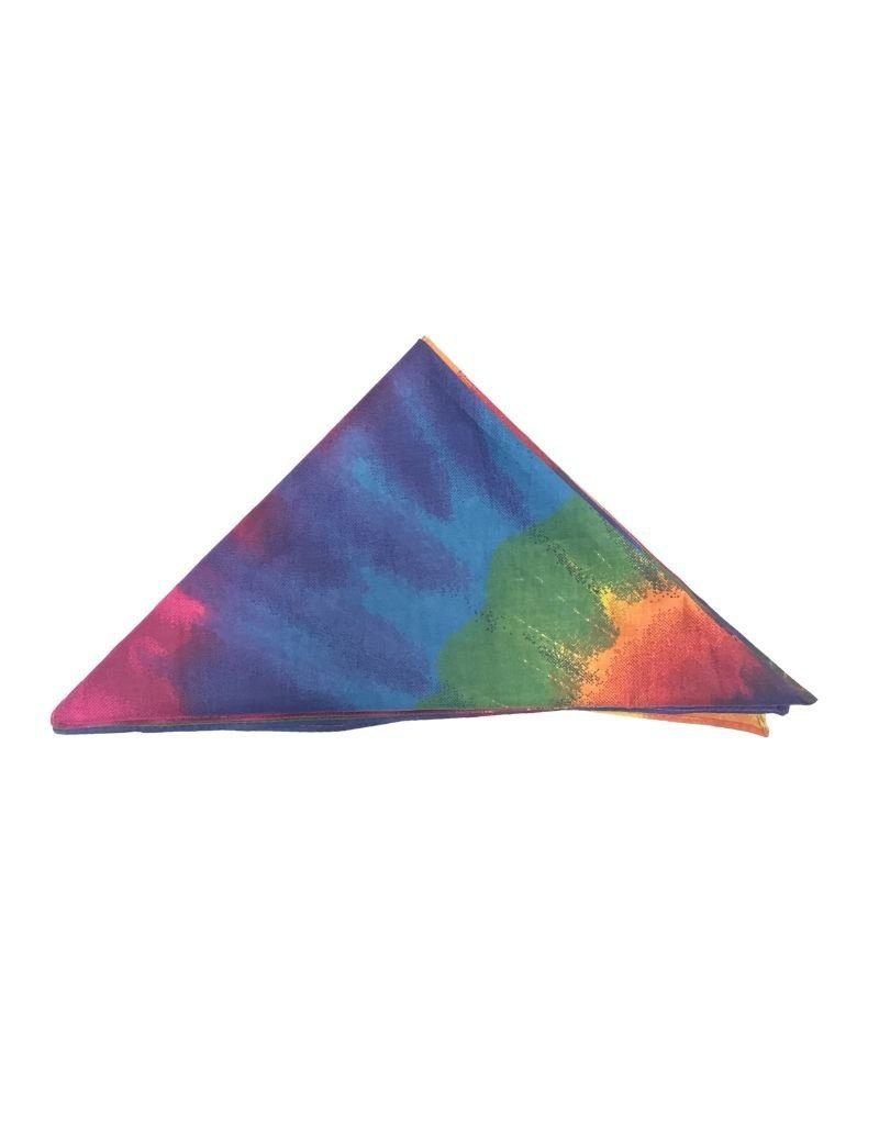 Carolina Manufacturing Novelty Bandana Rainbow 2