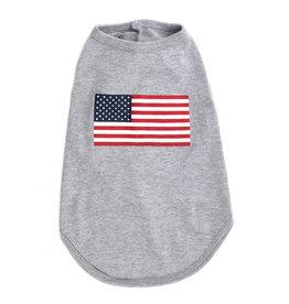 Worthy Dog WORTHY DOG American Flag Tee