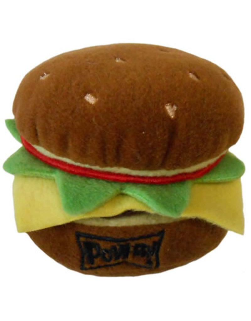 LULUBELLES Lulubelles Power Plush Hamburger