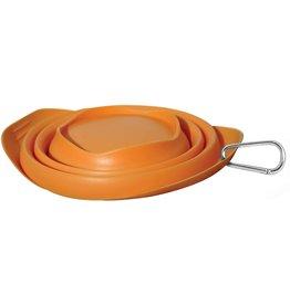 KURGO KURGO Collapsible Bowl Orange