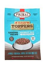 Primal Pet Foods PRIMAL Market Mix Sardine Recipe 5lb