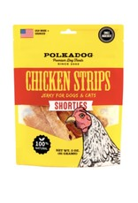 POLKA DOG POLKA DOG Chicken Strips Shorties 3oz