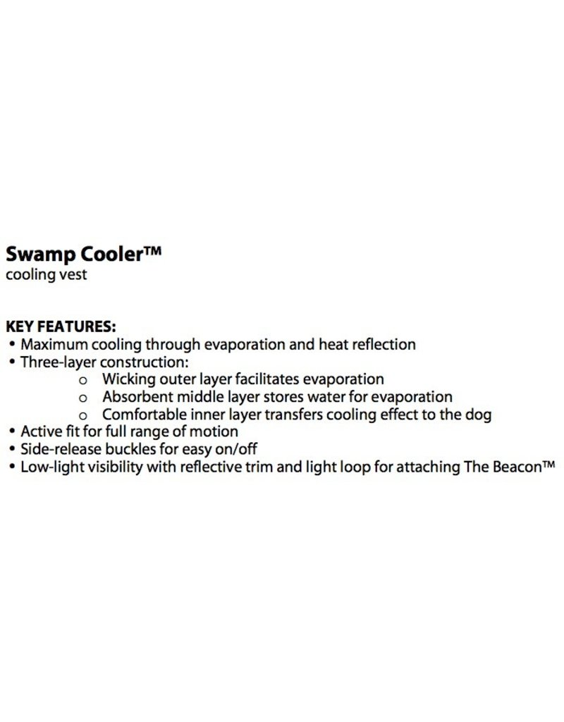 RUFFWEAR !RUFFWEAR Swamp Cooler Cooling Vest