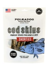 POLKA DOG POLKA DOG Cod Skin Shorties 2oz