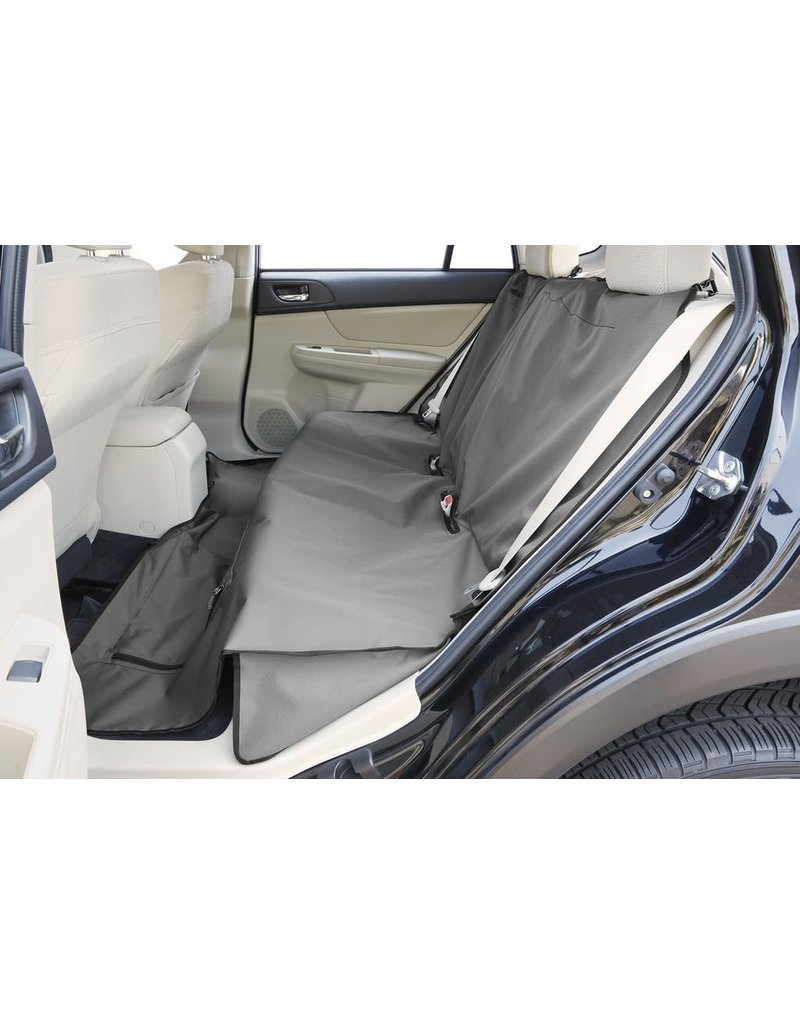 RUFFWEAR RUFFWEAR Dirtbag Car Seat Cover Granite Gray