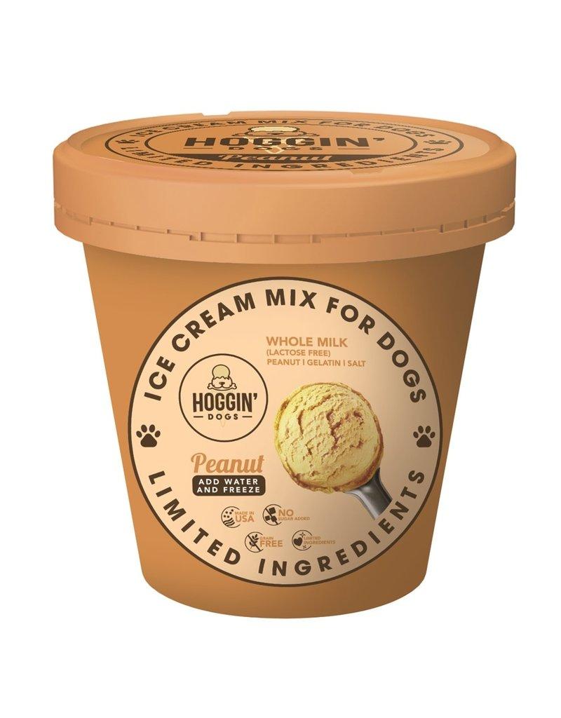 Puppy Cake PUPPY SCOOPS Hoggin Dogs Peanut Butter Ice Cream Mix
