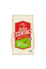 Stella & Chewys STELLA & CHEWY'S Essentials Grain-Free Duck & Lentils Dry Dog Food