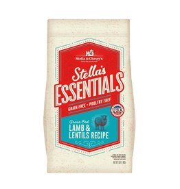 Stella & Chewys STELLA & CHEWY'S Essentials Grain-Free Lamb & Lentils Dry Dog Food