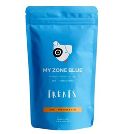 My Zone Blue MY ZONE BLUE Free Range Lamb Treats 3.5oz