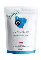 My Zone Blue MY ZONE BLUE Super Green Toppers Pork 14oz.