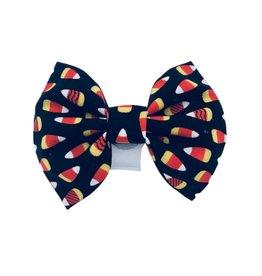CHLOE & MAX CHLOE & MAX Bow Tie Scrambled Candy Corn