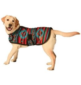 Chilly Dog Sweaters CHILLY DOG Desert Rose Blanket Dog Coat