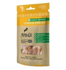 NANDI PETS NANDI PETS Ostrich Tendon Chews 3.5oz