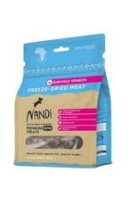 NANDI PETS NANDI PETS Freeze-dried Venison Jerky Treats 2oz